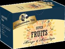 Goldmännchen Tee Super Fruits Mango Goji Maracuja Aronia