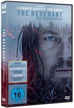The Revenant, 1 DVD