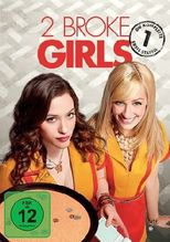 2 Broke Girls. Staffel.1, 3 DVDs