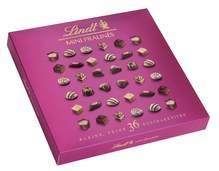 Lindt & Sprüngli Mini Pralines Mischung Farbe:Brombeer 180g