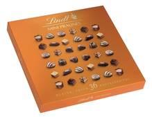 Lindt & Sprüngli Mini Pralines Mischung Farbe:Orange 180g