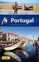 Portugal Reiseführer, m. 1 Karte | Müller, Michael