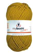 My Boshi No.1  -  Farbe 111  curry