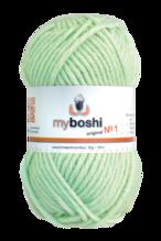 My Boshi No.1  -  Farbe 127  minze