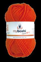 My Boshi No.1  -  Farbe 181  neon orange