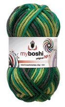 My Boshi No.1 * Multicolor * - Farbe C4  grashüpfer