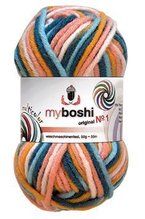My Boshi No.1 * Multicolor * - Farbe C7  eisvogel
