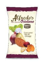 AMICA CHIPS Alfredo s Ortolana Croccante Mix di Ortaggi - Gemüse