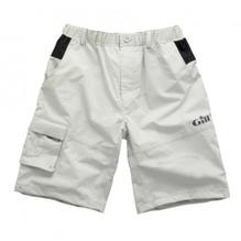 GILL Hr. wasserdichte Segler-Shorts/ silver