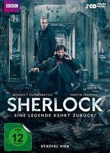 Sherlock. Staffel.4, 2 DVD