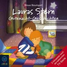 Lauras Stern, Gutenacht-Geschichten, Audio-CD | Baumgart, Klaus