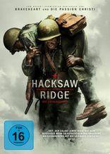Hacksaw Ridge - Die Entscheidung, 1 DVD
