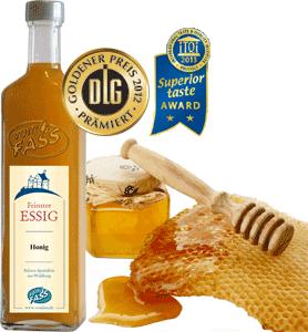 2 Sterne beim Superior Taste Award 2013: Honig Balsam Essig