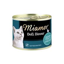 Miamor deli dinner huhn pur   lachs