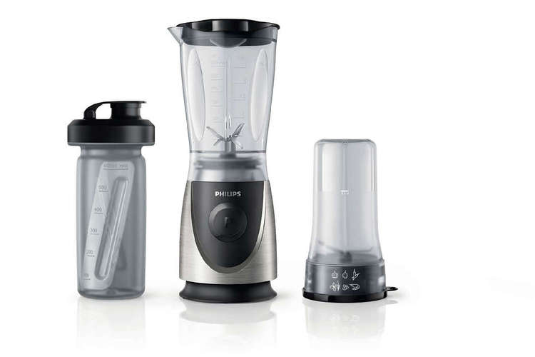 Philips HR2876/00 Mini Standmixer / Smoothiemaker