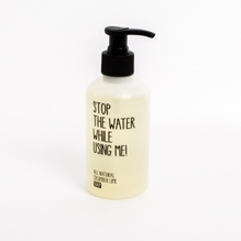 Soap Cucumber Lime 200 ml - STOP the water
