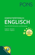 PONS Kompaktwörterbuch Englisch, m. Online-Wörterbuch