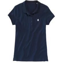 OCEAN ONE Damen Poloshirt /navy