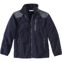 OCEAN PRO+ Polar-Fleece-Jacke /navy