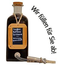 Tr%c3%bcffel balsam wei%c3%9fweinessig spezialit%c3%a4t amphorejpg