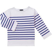 CAPTAIN CORSAIRE Kindershirt CROISEUR Gr. 128-134/ weiß-royal