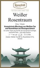Weißer Rosentraum