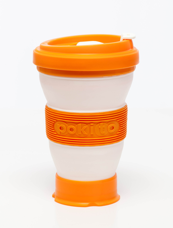 Pokito Becher Orange 475ml