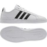 Damen Sneaker Adidas Cloadfoam Advantage weiß/schwarz