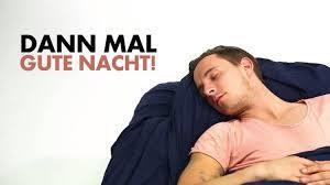 Gute Nacht! - Endlich wieder durchschlafen!