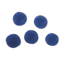 Glas-Nuggets ca. ø1,5cm, (ca.39Stück), SB-Box 125g, royalblau