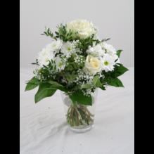Blumenstrauß 'Schneewittchen'