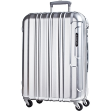 March15 Trolley Cosmopolitan 55cm Silber Alu brushed  S Koffer Cabin Size