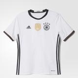 DFB Heimtrikot Replica Adidas Kinder weiß/schwarz
