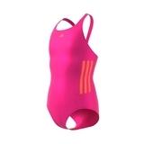 Mädchen Badeanzug Adidas Performance pink/orange