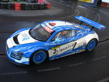 23840 Carrera Digital 124 Audi R8 LMS Fitzgerald Racing No. 02A