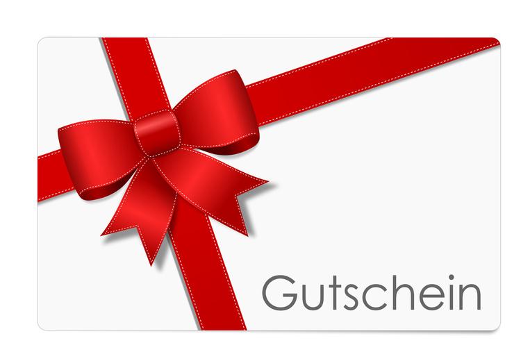 LederBasar - Geschenkgutschein - FREUDE SCHENKEN