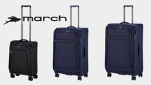 March15 Trolley 4seasons 100%Wasserdicht -S-M-L- 55cm 65cm 75cm