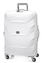 March15 Trolly Vienna -XS-S-M-L- 55cm 65cm 75cm Schwarz, Weiß, Raspberry Hartschalen-Koffer und passendes  Beautycase