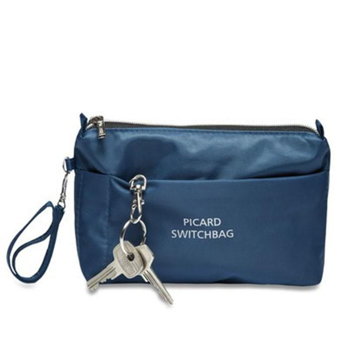 Picard Switchbag -S-M- Black, Cafe, Perle, Jeans, Red