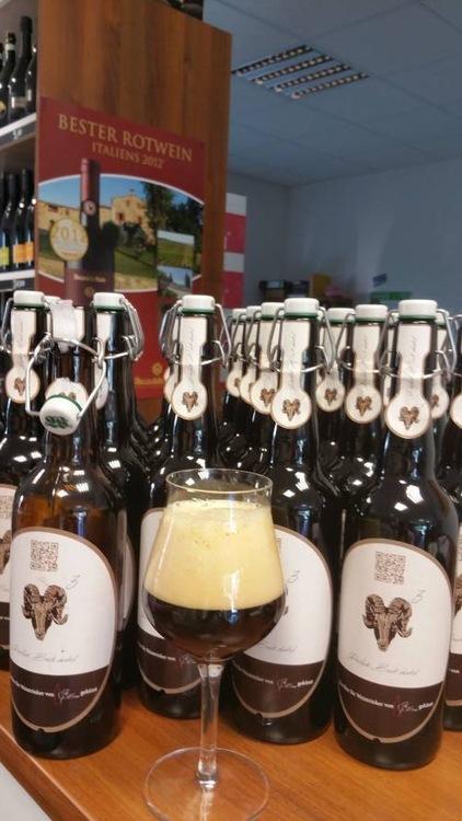 Das Bier für Weintrinker von Ru Bera geküsst