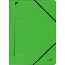 Leitz Eckspanner 39800055 DIN A4 250Blatt Colorspankarton grün