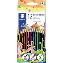 STAEDTLER Farbstift Noris colour 185 C12 f. sortiert 12 St./Pack