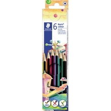 STAEDTLER Farbstift Noris colour 185C6 f. sortiert 6 St./Pack