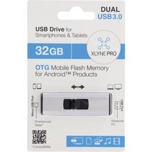 Xlyne USB-Stick 3.0 OTG 7532003 32GB silber