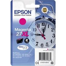 Epson Tintenpatrone C13T27134012 27XL 1.100Seiten 10,4ml magenta
