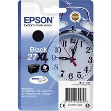 Epson Tintenpatrone C13T27114012 27XL 1.100Seiten 17,7ml schwarz