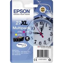 Epson Tintenpatrone C13T27154012 27XL c/m/y 3 St./Pack.