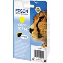 Epson Tintenpatrone C13T07144012 250Seiten 5,5ml gelb