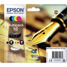 Epson Tintenpatrone C13T16264012 sw/c/m/y 4 St./Pack.