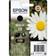 Epson Tintenpatrone C13T18014012 3,3ml schwarz